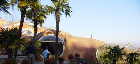 La maison Gaudet (la terrasse)